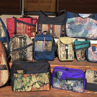 Tapestry Purses